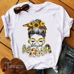 Blessed Mama Graphic Unisex T Shirt, Sweatshirt, Hoodie Size S - 5XL