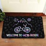 LSD Welcome To Acid House Doormat