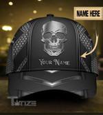 Sugar Skull Custom Name Classic Cap