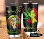 I Am Who I Am, Your Approval Isn't Needed Custom Name 20Oz, 30Oz Stainless Steel Tumbler