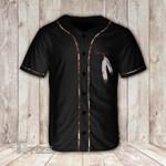 Native watch us be great Baseball Shirt