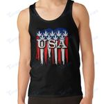 Weed american flag independence day 4th july Graphic Unisex T Shirt, Sweatshirt, Hoodie Size S - 5XL