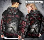You and me we got this 3D All Over Printed Shirt, Sweatshirt, Hoodie, Bomber Jacket Size S - 5XL
