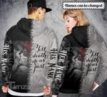 School till death do us part custom 3D All Over Printed Shirt, Sweatshirt, Hoodie, Bomber Jacket Size S - 5XL