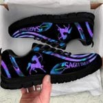 Hologram zodiac sagittarius Sneakers Shoes