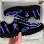 Hologram zodiac aquarius Sneakers Shoes