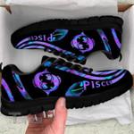 Hologram zodiac pisces Sneakers Shoes