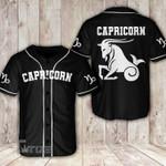 Awesome zodiac capricorn Baseball Shirt