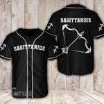 Awesome zodiac sagittarius Baseball Shirt