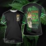 Weed Dad Smoke 3D All Over Printed Shirt, Sweatshirt, Hoodie, Bomber Jacket Size S - 5XL