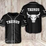 Awesome zodiac taurus Baseball Shirt