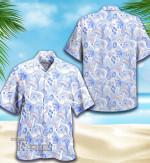 Mushroom Pattern All Over Printed Hawaiian Shirt Size S - 5XL