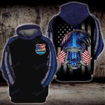 911 police we will never forget 3D All Over Printed Shirt, Sweatshirt, Hoodie, Bomber Jacket Size S - 5XL
