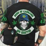 Weed son of cannabis 420 chapter 3D All Over Printed Shirt, Sweatshirt, Hoodie, Bomber Jacket Size S - 5XL