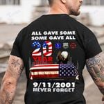 911 firefighter all gave some some gave all Graphic Unisex T Shirt, Sweatshirt, Hoodie Size S - 5XL