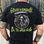 Grass is greener on the other side Graphic Unisex T Shirt, Sweatshirt, Hoodie Size S - 5XL