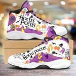 Hocus pocus halloween movie pattern 13 Sneakers XIII Shoes