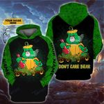 Weed halloween pumpkin bear custom name 3D All Over Printed Shirt, Sweatshirt, Hoodie, Bomber Jacket Size S - 5XL