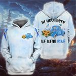 Diabetes In November We Wear Blue 3D All Over Printed Shirt, Sweatshirt, Hoodie, Bomber Jacket Size S - 5XL