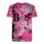 In October We Wear Pink Breast Cancer Awareness 3D All Over Printed Shirt, Sweatshirt, Hoodie, Bomber Jacket Size S - 5XL