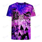 Boo Breast Cancer Awareness 3D All Over Printed Shirt, Sweatshirt, Hoodie, Bomber Jacket Size S - 5XL