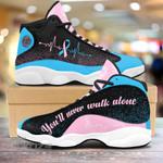 Custom name Fertility You'll never walk alone 13 Sneakers XIII Shoes