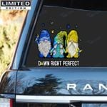 Down Syndrome Awareness Down Right Perfect Decal