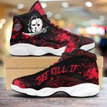 Halloween horror movie just kill it 13 Sneakers XIII Shoes