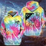 LSD bicycle 1943 tie die 3D All Over Printed Shirt, Sweatshirt, Hoodie, Bomber Jacket Size S - 5XL