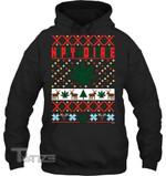 Happy Holidaze Marijuana Weed Ugly Christmas sweater Graphic Unisex T Shirt, Sweatshirt, Hoodie Size S - 5XL