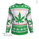 Weed Christmas Tree Ugly Christmas Ugly sweater