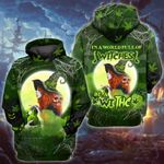 Weed Witch THC WiTHC 3D All Over Printed Shirt, Sweatshirt, Hoodie, Bomber Jacket Size S - 5XL