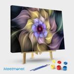 Mandala Abstract Flower
