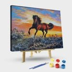 """Horse – """"Fire in the sky"""""""