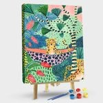 Colorful Jungle # Style 3