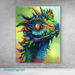 Canvas Prints-Dragon