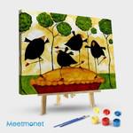 Apple Pie Crow Bird Blackbird