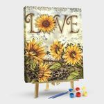 Sunflower Letters
