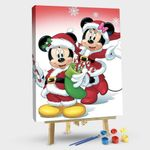Cartoon Mickey