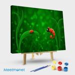Ladybug & Chameleon