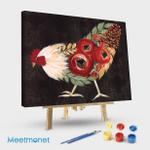 Botanical Rooster |