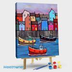 Boats & houses