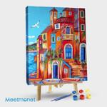 Southern Italy Amalfi Coast Village