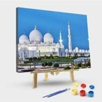 Mosque Center Monuments