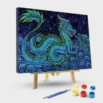 Chinese Azure Dragon