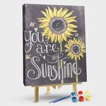 You are My Sunshine – Sunflower Sign