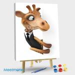 Mr. Giraffe#4