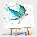 Morning Reverb Bird