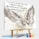 On Angel's WingsI