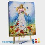 Flower Fairy Angel #10